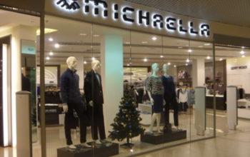 Магазин одежды MICHAELA