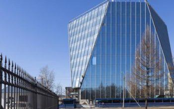 Офисные помещения компании «Газпром»